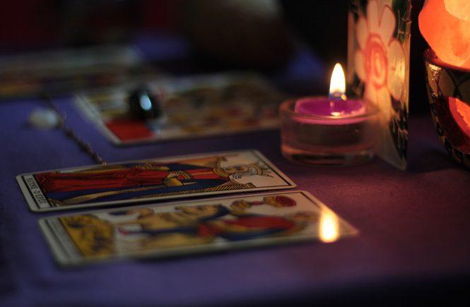 secretos de las cartas del tarot